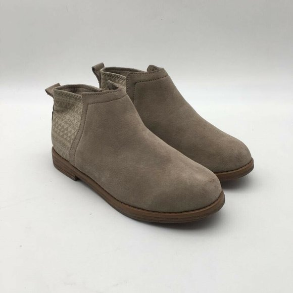 Toms Shoes | Girls Ankle Boots Desert